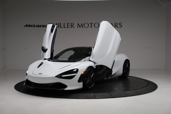 Used 2020 McLaren 720S Spider for sale Sold at Alfa Romeo of Westport in Westport CT 06880 23