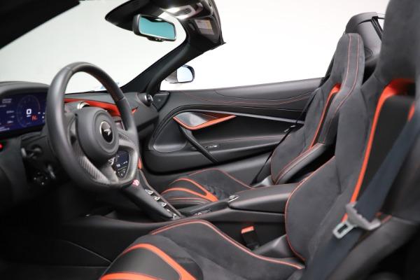 Used 2020 McLaren 720S Spider for sale Sold at Alfa Romeo of Westport in Westport CT 06880 25