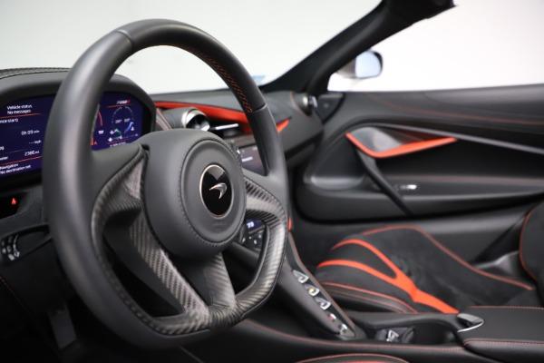 Used 2020 McLaren 720S Spider for sale Sold at Alfa Romeo of Westport in Westport CT 06880 26