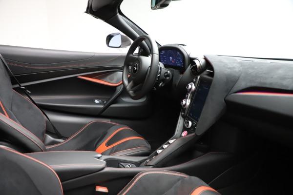 Used 2020 McLaren 720S Spider for sale Sold at Alfa Romeo of Westport in Westport CT 06880 28