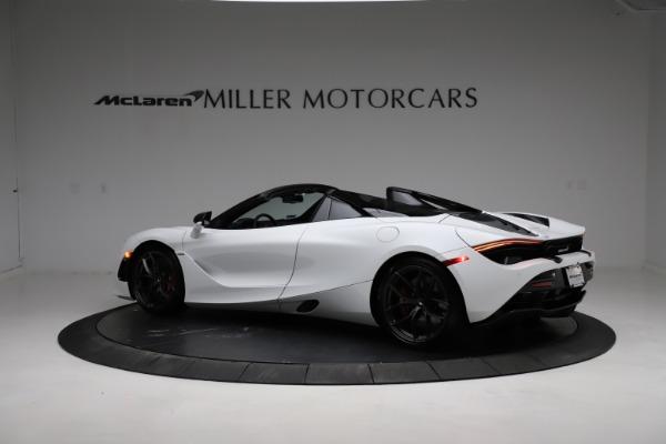 Used 2020 McLaren 720S Spider for sale Sold at Alfa Romeo of Westport in Westport CT 06880 3