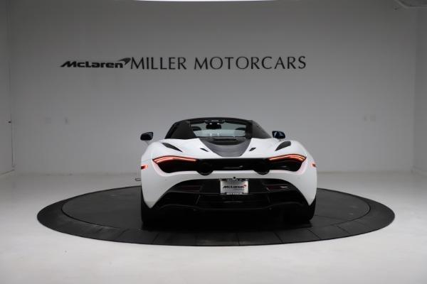 Used 2020 McLaren 720S Spider for sale Sold at Alfa Romeo of Westport in Westport CT 06880 4