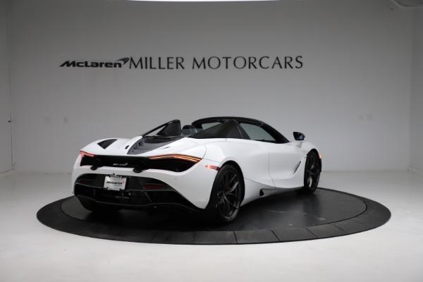 Used 2020 McLaren 720S Spider for sale Sold at Alfa Romeo of Westport in Westport CT 06880 5