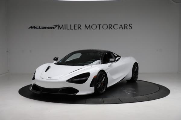 Used 2020 McLaren 720S Spider for sale Sold at Alfa Romeo of Westport in Westport CT 06880 8