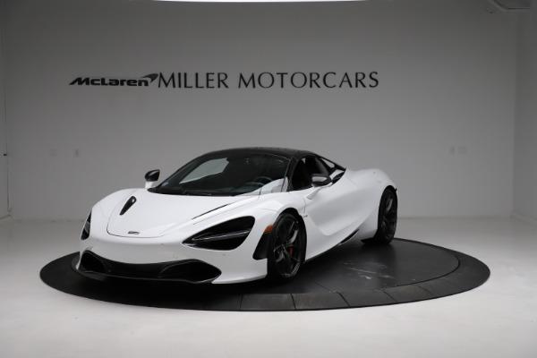 Used 2020 McLaren 720S Spider for sale Sold at Alfa Romeo of Westport in Westport CT 06880 9