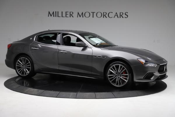 New 2021 Maserati Ghibli S Q4 for sale $90,525 at Alfa Romeo of Westport in Westport CT 06880 11