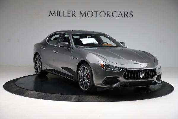 New 2021 Maserati Ghibli S Q4 for sale $90,525 at Alfa Romeo of Westport in Westport CT 06880 12