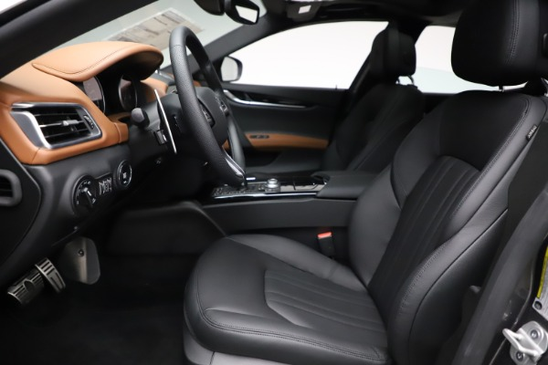 New 2021 Maserati Ghibli S Q4 for sale $90,525 at Alfa Romeo of Westport in Westport CT 06880 14