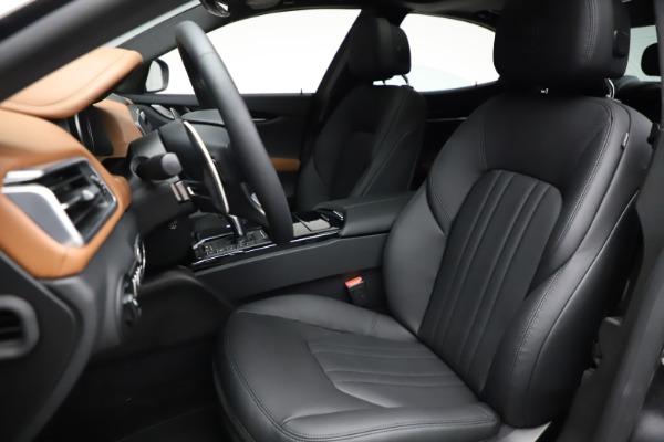 New 2021 Maserati Ghibli S Q4 for sale $90,525 at Alfa Romeo of Westport in Westport CT 06880 15