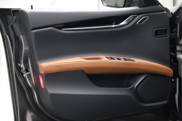 New 2021 Maserati Ghibli S Q4 for sale $90,525 at Alfa Romeo of Westport in Westport CT 06880 17