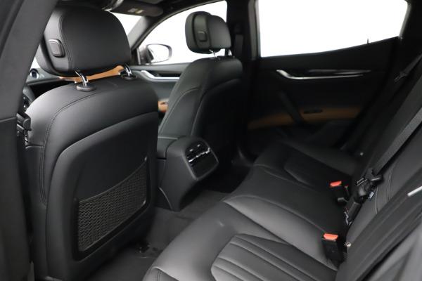 New 2021 Maserati Ghibli S Q4 for sale $90,525 at Alfa Romeo of Westport in Westport CT 06880 18