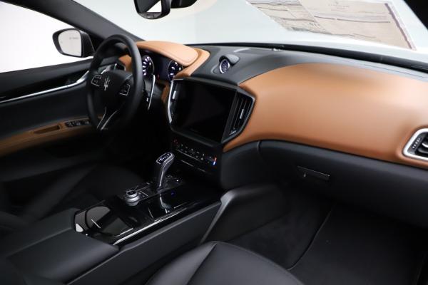New 2021 Maserati Ghibli S Q4 for sale $90,525 at Alfa Romeo of Westport in Westport CT 06880 22
