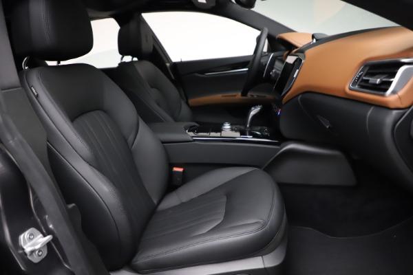New 2021 Maserati Ghibli S Q4 for sale $90,525 at Alfa Romeo of Westport in Westport CT 06880 23