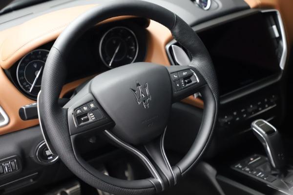 New 2021 Maserati Ghibli S Q4 for sale $90,525 at Alfa Romeo of Westport in Westport CT 06880 25