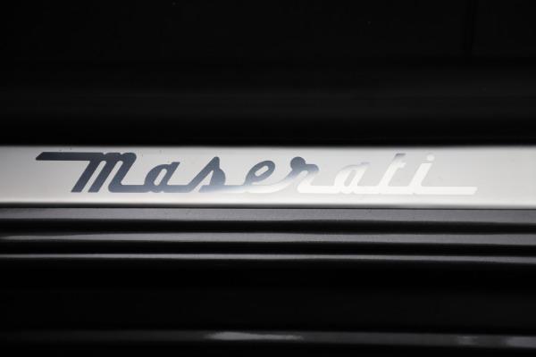 New 2021 Maserati Ghibli S Q4 for sale $90,525 at Alfa Romeo of Westport in Westport CT 06880 27