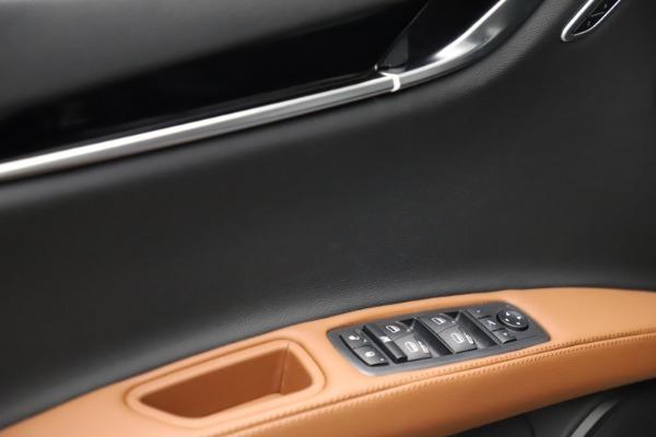 New 2021 Maserati Ghibli S Q4 for sale $90,525 at Alfa Romeo of Westport in Westport CT 06880 28