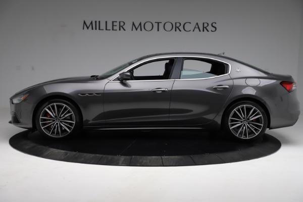 New 2021 Maserati Ghibli S Q4 for sale $90,525 at Alfa Romeo of Westport in Westport CT 06880 3