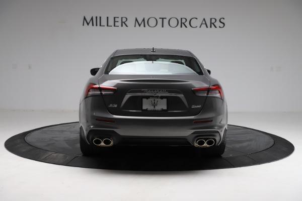 New 2021 Maserati Ghibli S Q4 for sale $90,525 at Alfa Romeo of Westport in Westport CT 06880 7