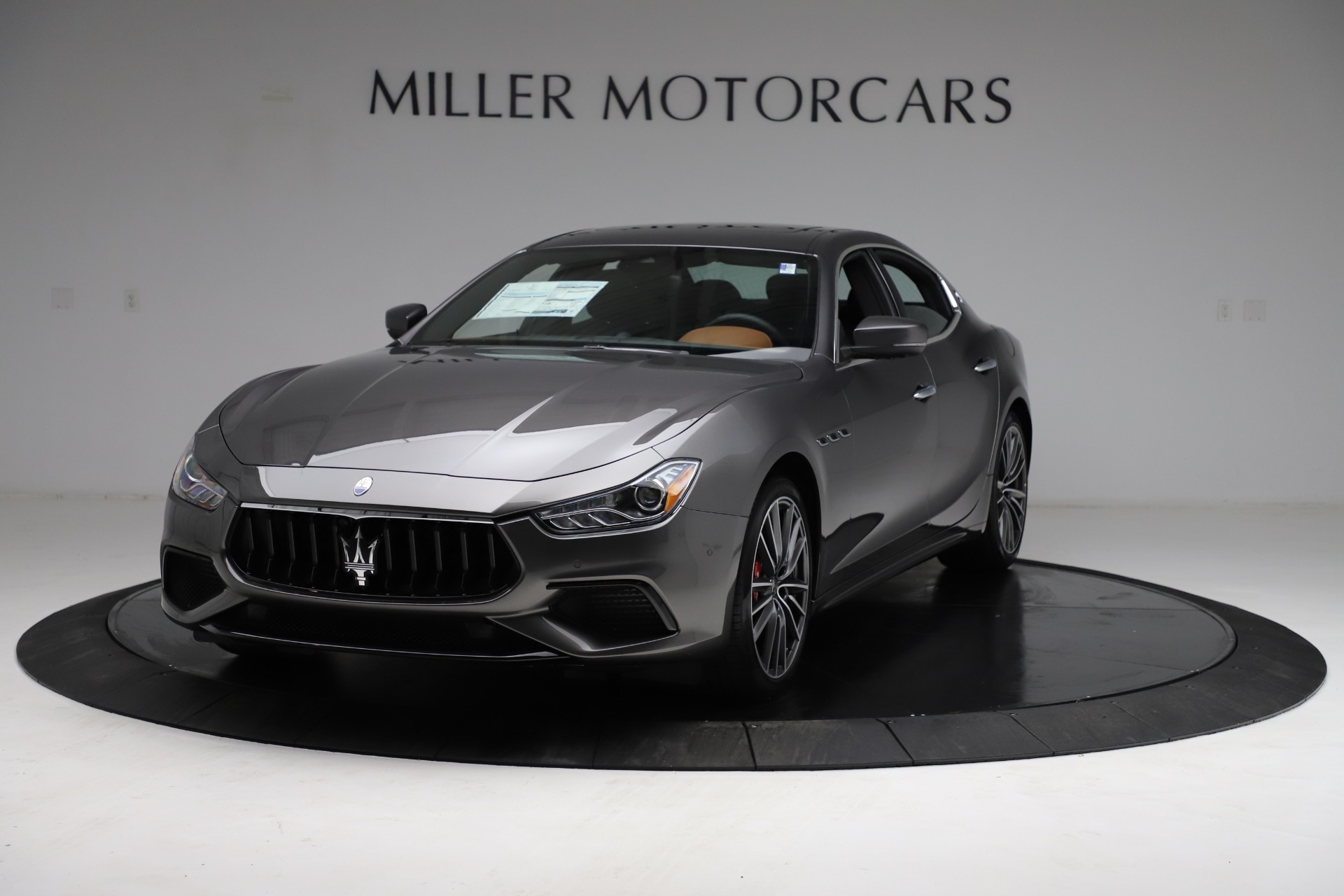 New 2021 Maserati Ghibli S Q4 for sale $90,525 at Alfa Romeo of Westport in Westport CT 06880 1