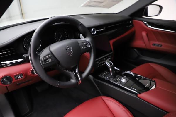 New 2021 Maserati Quattroporte S Q4 GranLusso for sale $122,349 at Alfa Romeo of Westport in Westport CT 06880 12
