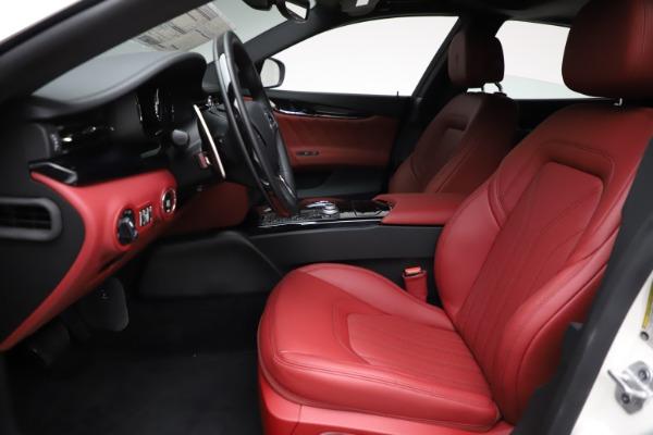 New 2021 Maserati Quattroporte S Q4 GranLusso for sale $122,349 at Alfa Romeo of Westport in Westport CT 06880 13