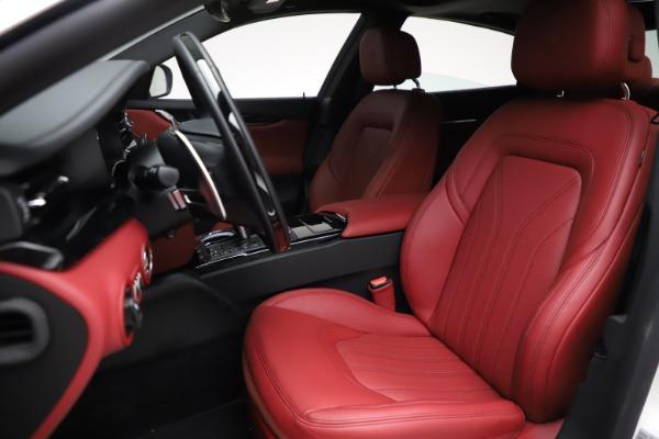 New 2021 Maserati Quattroporte S Q4 GranLusso for sale $122,349 at Alfa Romeo of Westport in Westport CT 06880 14