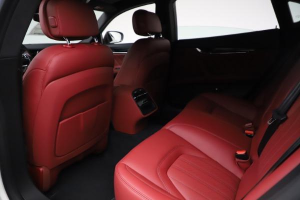 New 2021 Maserati Quattroporte S Q4 GranLusso for sale $122,349 at Alfa Romeo of Westport in Westport CT 06880 20