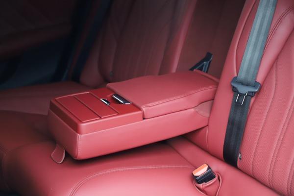New 2021 Maserati Quattroporte S Q4 GranLusso for sale $122,349 at Alfa Romeo of Westport in Westport CT 06880 23