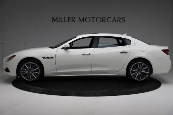 New 2021 Maserati Quattroporte S Q4 GranLusso for sale $122,349 at Alfa Romeo of Westport in Westport CT 06880 3