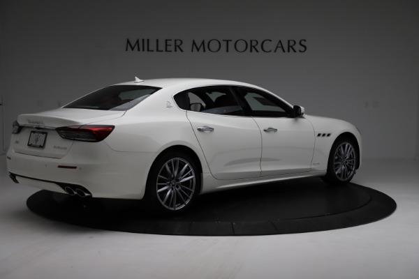 New 2021 Maserati Quattroporte S Q4 GranLusso for sale $122,349 at Alfa Romeo of Westport in Westport CT 06880 8
