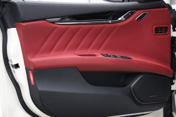 New 2021 Maserati Quattroporte S Q4 GranLusso for sale $122,349 at Alfa Romeo of Westport in Westport CT 06880 9