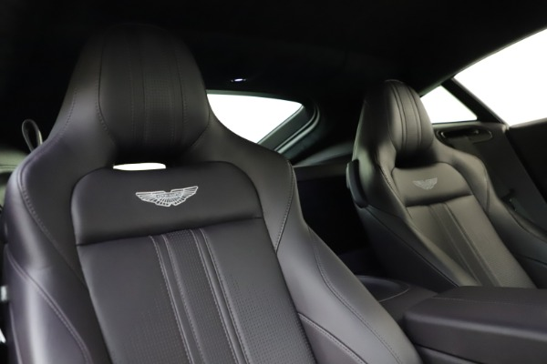 Used 2019 Aston Martin Vantage for sale Sold at Alfa Romeo of Westport in Westport CT 06880 17
