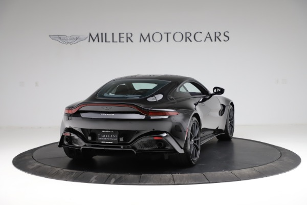 Used 2019 Aston Martin Vantage for sale Sold at Alfa Romeo of Westport in Westport CT 06880 6