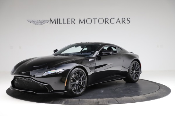 Used 2019 Aston Martin Vantage for sale Sold at Alfa Romeo of Westport in Westport CT 06880 1