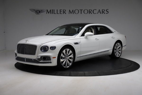 New 2021 Bentley Flying Spur W12 First Edition for sale Sold at Alfa Romeo of Westport in Westport CT 06880 2