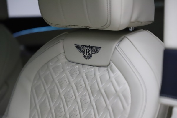 New 2021 Bentley Flying Spur W12 First Edition for sale Sold at Alfa Romeo of Westport in Westport CT 06880 21
