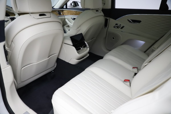 New 2021 Bentley Flying Spur W12 First Edition for sale Sold at Alfa Romeo of Westport in Westport CT 06880 22
