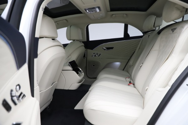 New 2021 Bentley Flying Spur W12 First Edition for sale Sold at Alfa Romeo of Westport in Westport CT 06880 23
