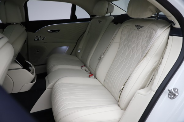 New 2021 Bentley Flying Spur W12 First Edition for sale Sold at Alfa Romeo of Westport in Westport CT 06880 24