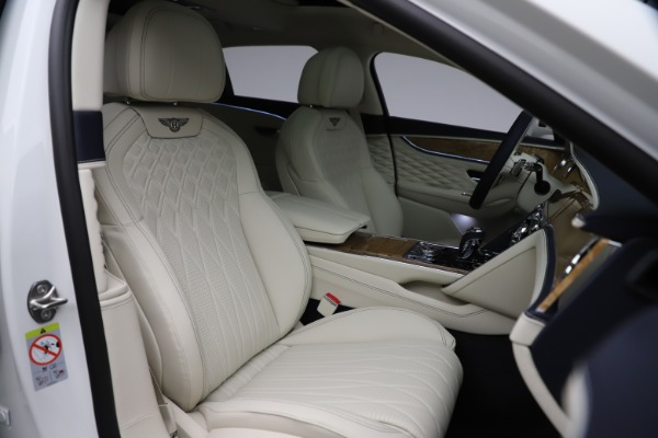 New 2021 Bentley Flying Spur W12 First Edition for sale Sold at Alfa Romeo of Westport in Westport CT 06880 28