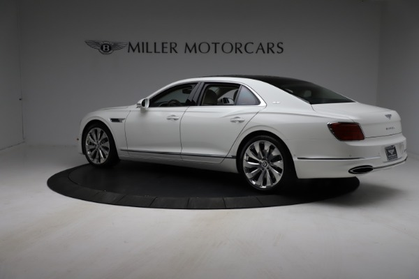 New 2021 Bentley Flying Spur W12 First Edition for sale Sold at Alfa Romeo of Westport in Westport CT 06880 4