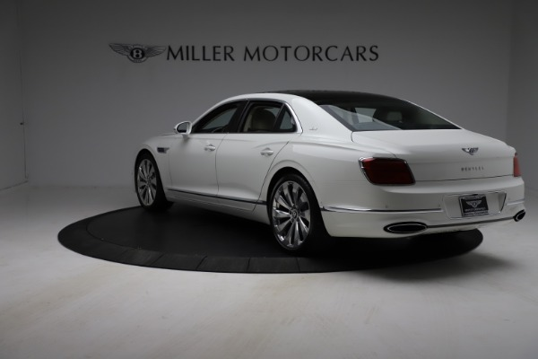 New 2021 Bentley Flying Spur W12 First Edition for sale Sold at Alfa Romeo of Westport in Westport CT 06880 5