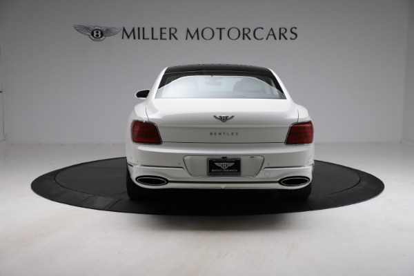 New 2021 Bentley Flying Spur W12 First Edition for sale Sold at Alfa Romeo of Westport in Westport CT 06880 6