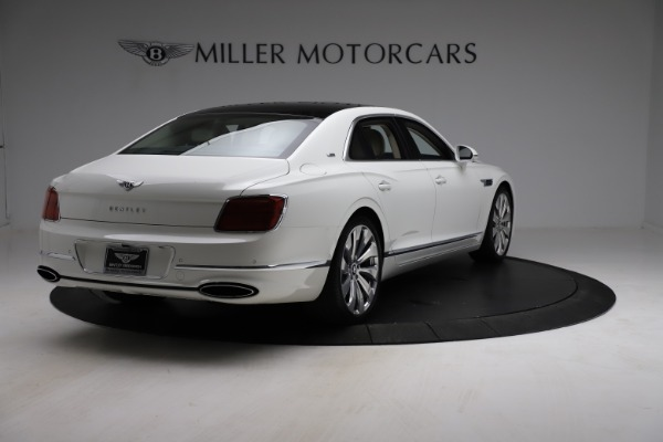 New 2021 Bentley Flying Spur W12 First Edition for sale Sold at Alfa Romeo of Westport in Westport CT 06880 7
