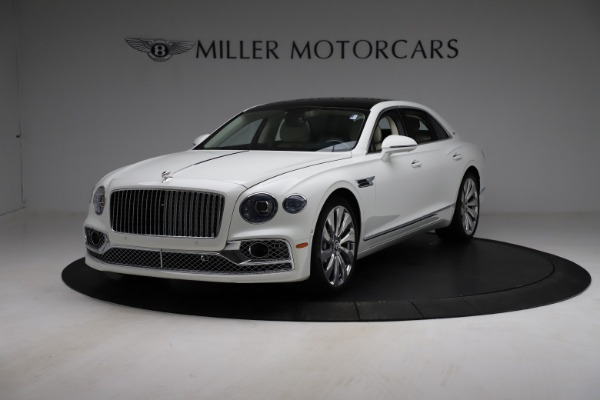 New 2021 Bentley Flying Spur W12 First Edition for sale Sold at Alfa Romeo of Westport in Westport CT 06880 1