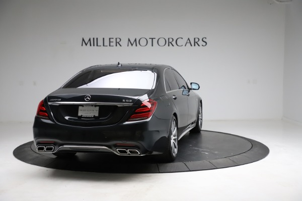Used 2019 Mercedes-Benz S-Class AMG S 63 for sale $122,900 at Alfa Romeo of Westport in Westport CT 06880 10