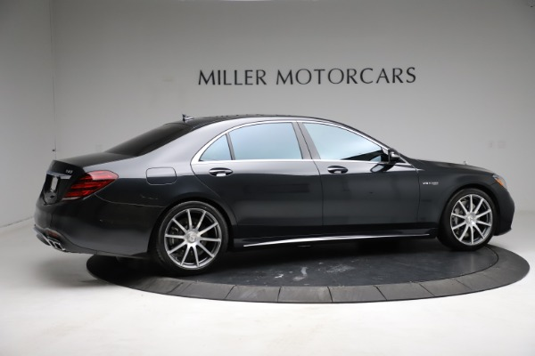 Used 2019 Mercedes-Benz S-Class AMG S 63 for sale $122,900 at Alfa Romeo of Westport in Westport CT 06880 14