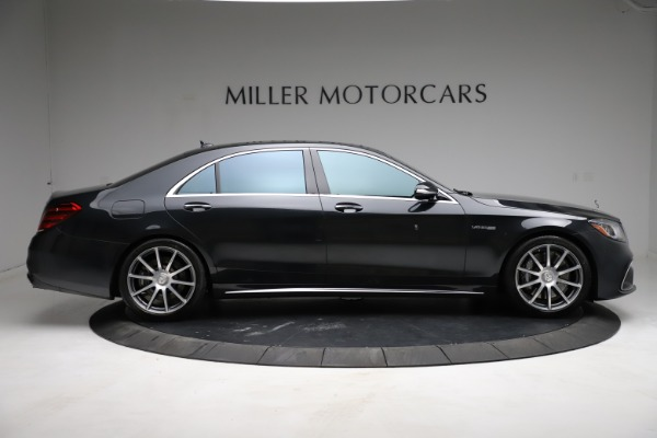Used 2019 Mercedes-Benz S-Class AMG S 63 for sale $122,900 at Alfa Romeo of Westport in Westport CT 06880 15
