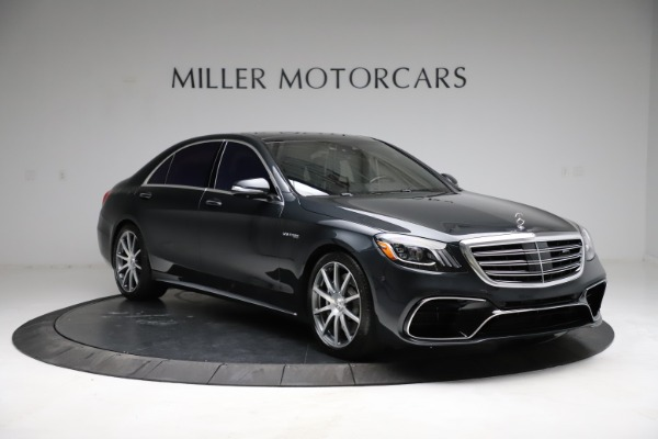 Used 2019 Mercedes-Benz S-Class AMG S 63 for sale $122,900 at Alfa Romeo of Westport in Westport CT 06880 19