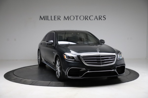 Used 2019 Mercedes-Benz S-Class AMG S 63 for sale $122,900 at Alfa Romeo of Westport in Westport CT 06880 20